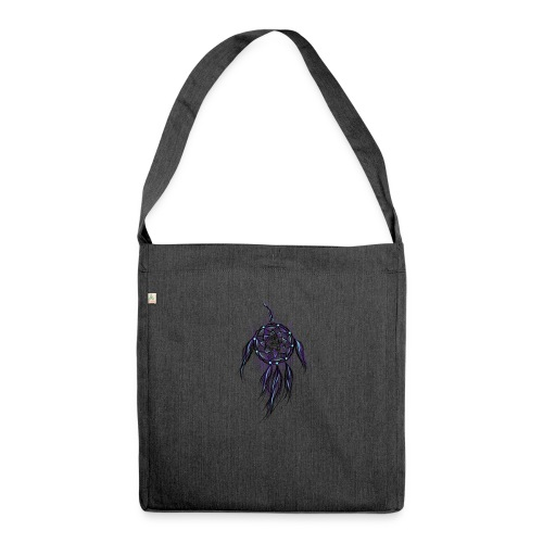 Dreamcatcher 1 - Shoulder Bag made from recycled material
