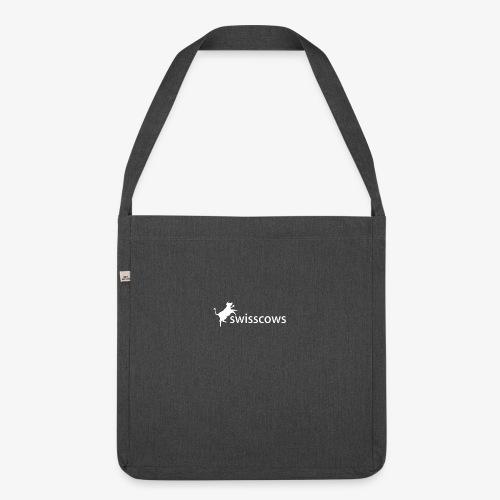Männer Kaputzenpulli - Schultertasche aus Recycling-Material