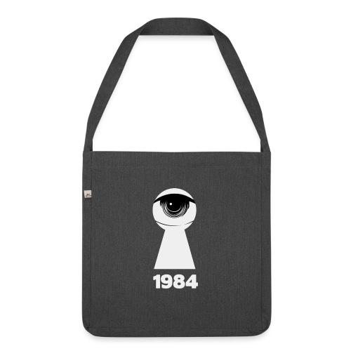 1984 - Borsa in materiale riciclato
