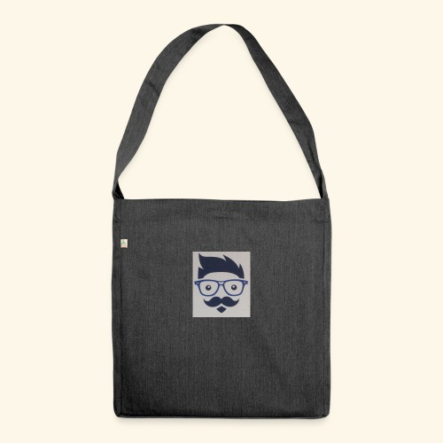 Mr.SneaX - Schultertasche aus Recycling-Material