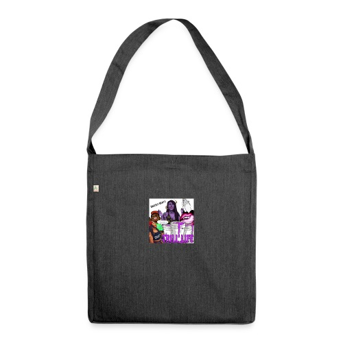 Barzey Beats - Shoulder Bag made from recycled material