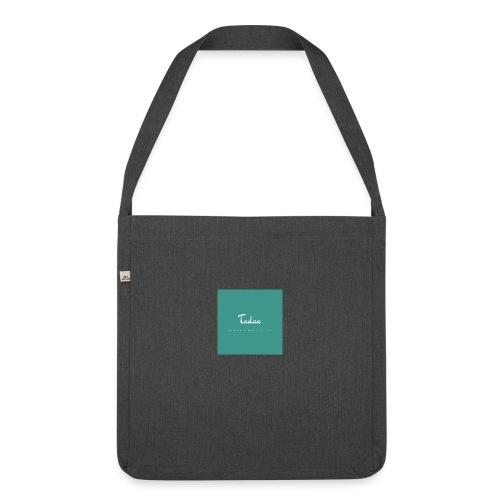 Tadaa - Schultertasche aus Recycling-Material