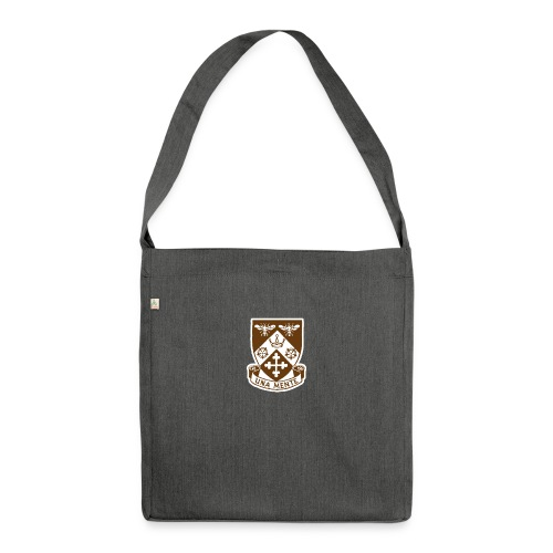 Borough Road College Tee - Shoulder Bag made from recycled material