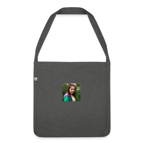 Ulku Seyma - Shoulder Bag made from recycled material