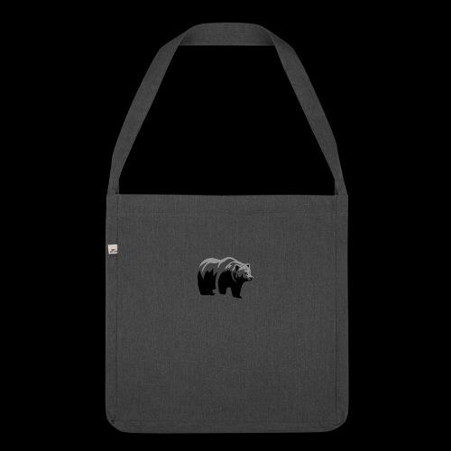 #bärik - Schultertasche aus Recycling-Material