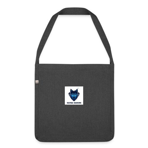 ULTRASACHEN! - Schultertasche aus Recycling-Material