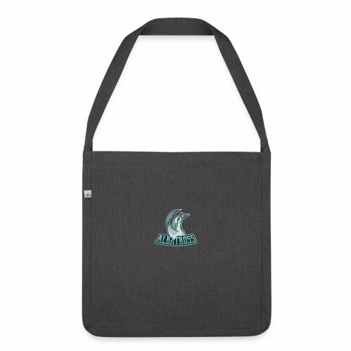 ag logo - Schultertasche aus Recycling-Material