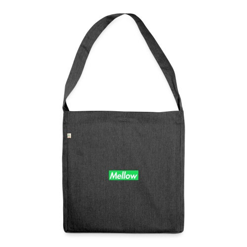 Mellow Green - Shoulder Bag made from recycled material