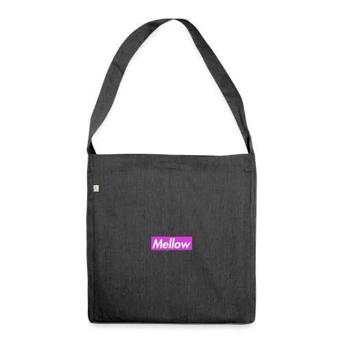 Mellow Purple - Shoulder Bag made from recycled material