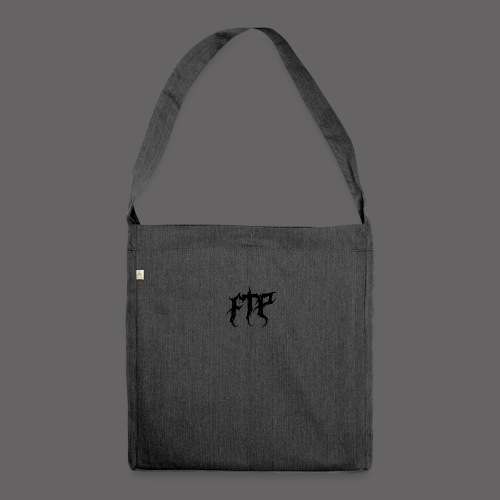 FTP CLAN LOGO - Schultertasche aus Recycling-Material