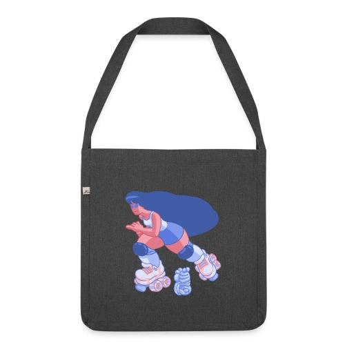 Nasin Nasa Skater - Shoulder Bag made from recycled material
