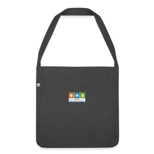 IMG 3596 - Skuldertaske af recycling-material