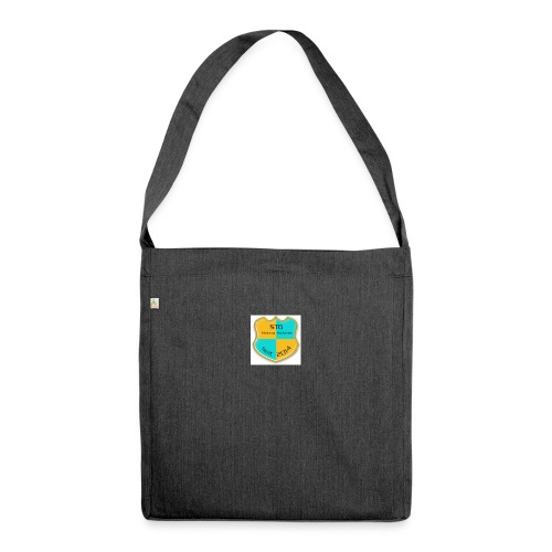STG Vienna Kickers Logo - Schultertasche aus Recycling-Material