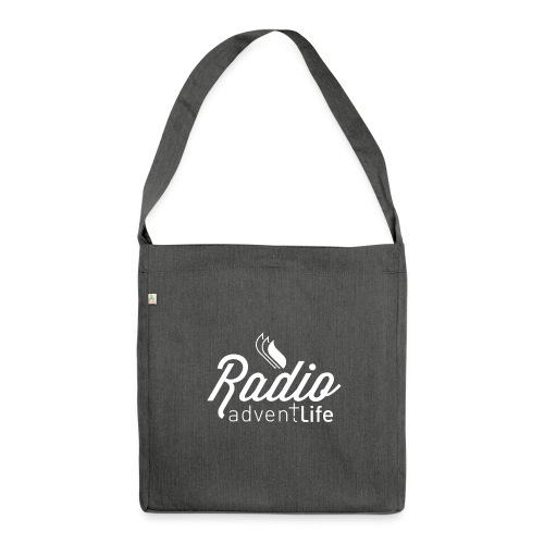 LOGO RADIO HD - Sac bandoulière 100 % recyclé