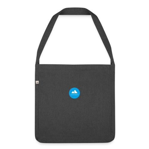 Hopeless Wanderer Logo - Shoulder Bag made from recycled material