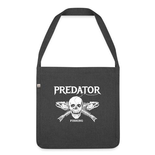 Predator Fishing T-Shirt - Schultertasche aus Recycling-Material