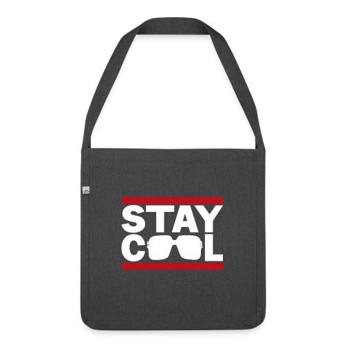 Stay Cool - 2wear classics - Skuldertaske af recycling-material