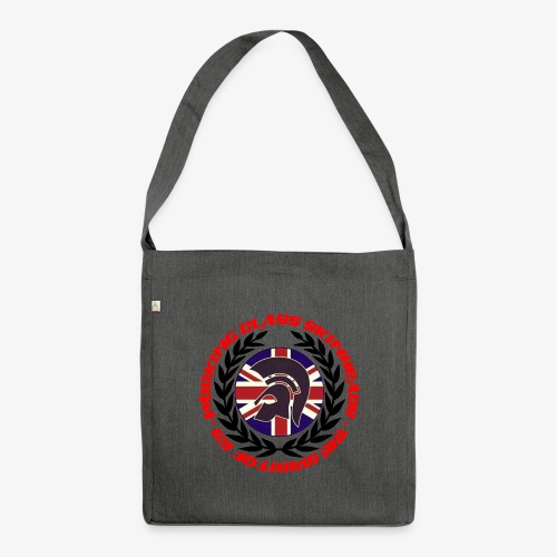 WORKING CLASS SKINHEAD JAMJACK LAUREL SPIRIT OF 69 - Shoulder Bag made from recycled material