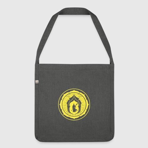 Kung Fu Spirit Tasche - Schultertasche aus Recycling-Material
