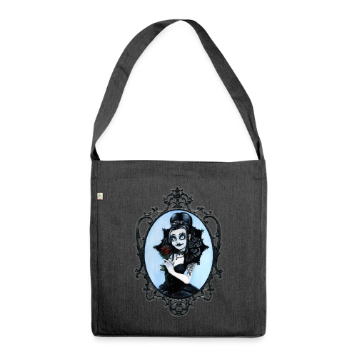 Model of the Year 2020 Lilith LaVey - Shoulder Bag made from recycled material
