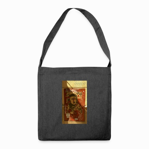 pasionaria madrid - Shoulder Bag made from recycled material