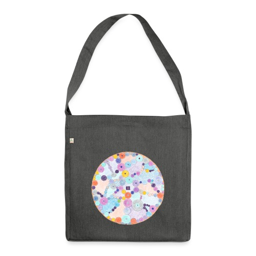 Creativity Relaxing originale JPG png - Borsa in materiale riciclato