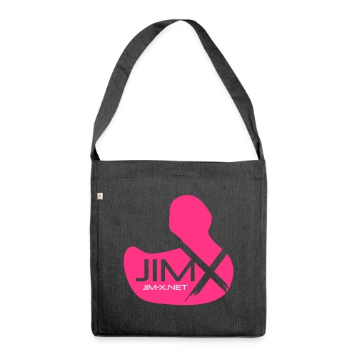 Jim-X Duck Logo - Sac bandoulière 100 % recyclé