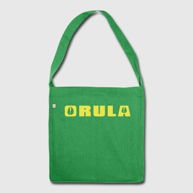 Orula - Shoulder Bag made from recycled material