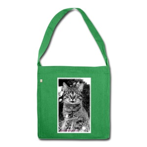 Tiger-Tom - Schultertasche aus Recycling-Material
