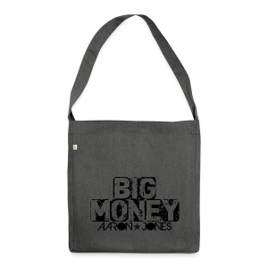 Big Money aaron jones - Borsa in materiale riciclato