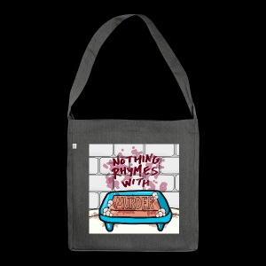 NRWM Soap Dish Tote - Shoulder Bag made from recycled material