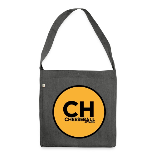 Cheeseball Apparel - Schoudertas van gerecycled materiaal