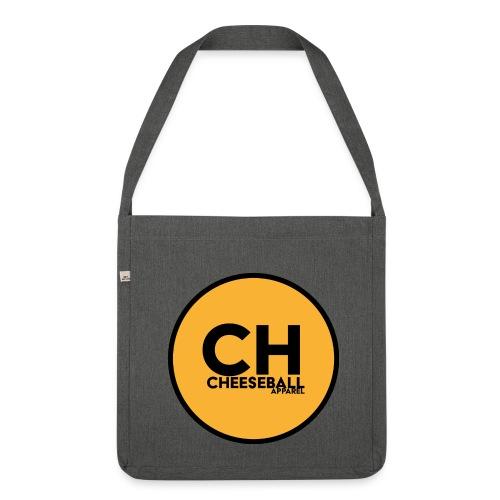 Cheeseball Apparel - Schoudertas van gerecycled materiaal