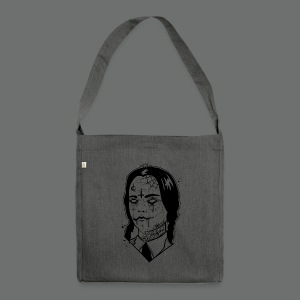 Wednesday Addams - Schultertasche aus Recycling-Material