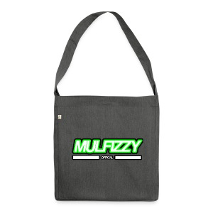 Mulfizzy T-Shirt - Shoulder Bag made from recycled material