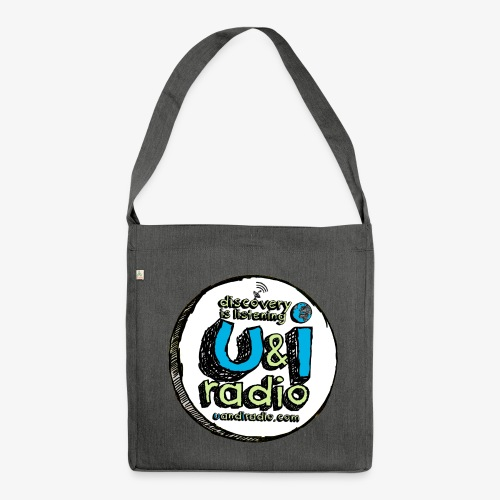 U & I Logo - Shoulder Bag made from recycled material