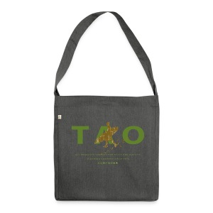 taosurfer_army - Schultertasche aus Recycling-Material