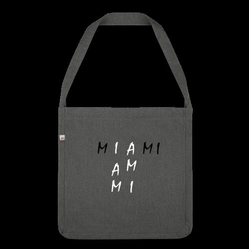 Miami Collection - Skulderveske av resirkulert materiale