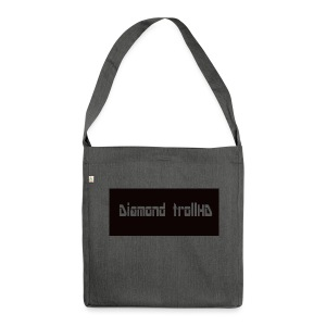 DTmerchandise - Shoulder Bag made from recycled material