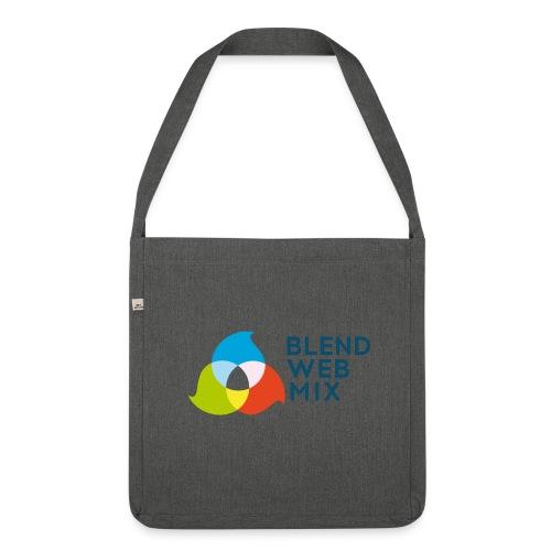 BlendWebMix - Sac bandoulière 100 % recyclé