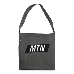MTN BoxLogo T-shirt herre - Shoulder Bag made from recycled material