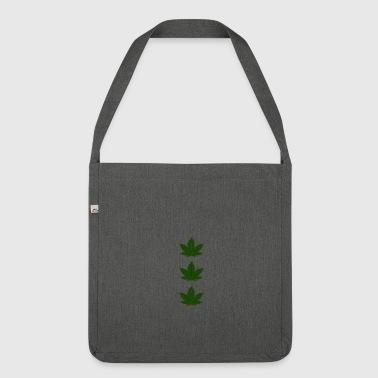 hanfblatt - Shoulder Bag made from recycled material