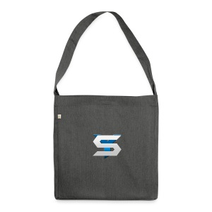 SyNc Logo - Shoulder Bag made from recycled material