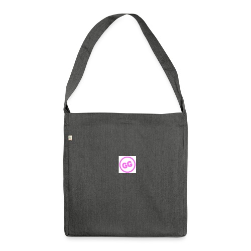 GirlyGamer - Shoulder Bag made from recycled material