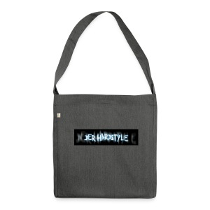 DerHardstyle ONE - Schultertasche aus Recycling-Material