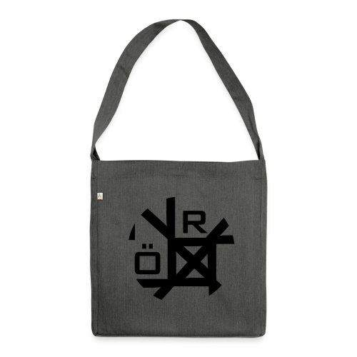 Nörthstat Group™ TecH | iCon - WHT.Knapsack - Shoulder Bag made from recycled material