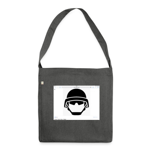 S.W.A.T - Shoulder Bag made from recycled material