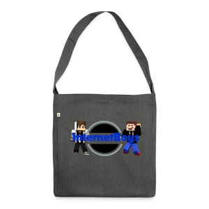 InternetBoys Merch - Schultertasche aus Recycling-Material