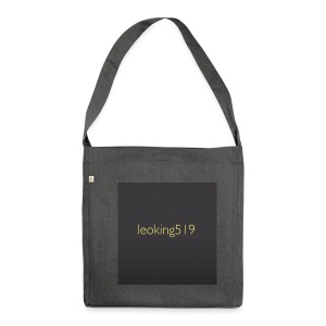leoking519 Youtuber - Schultertasche aus Recycling-Material
