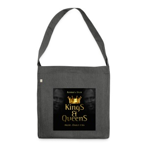 Kings_-_Queens - Shoulder Bag made from recycled material